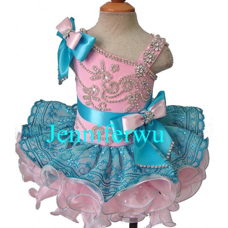 Jenniferwu Infant//toddler//kids//baby//children Girl/'s Pageant//prom Dress G218